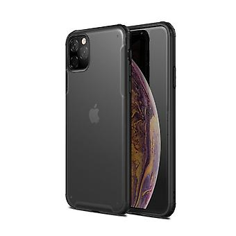 """Stoßfestes Gehäuse mit Magnethalter für Apple iPhone 11 6.1 """"- Schwarz"""
