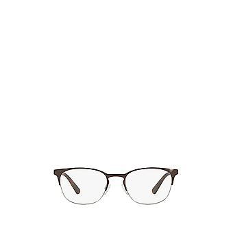 אמפוריו ארמני EA1059 חום מט & משקפיים גבריים gunmetal