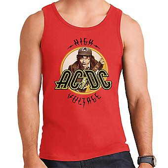 AC/DC High Voltage Angus Young Men's Vest