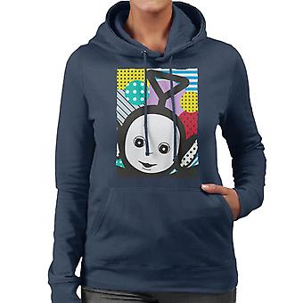 Teletubbies Tinky Winky The First Teletubby Women's Hooded Sweatshirt