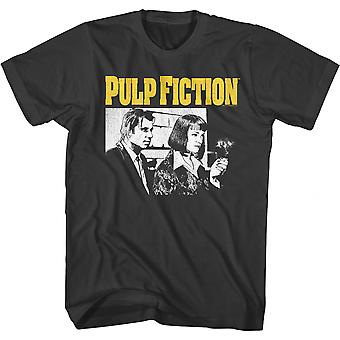 Pulp Fiction Mia and Vincent T-Shirt