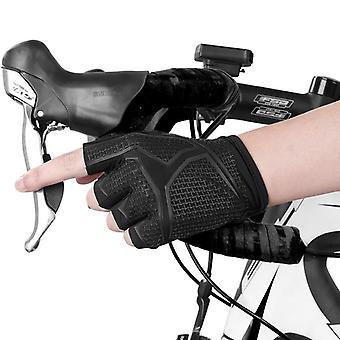 عجلة تصل S193-1 نصف إصبع قفاز ماء ركوب الدراجات تسلق اللياقة البدنية المضادة للتزلج قفازات