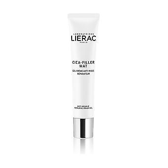 Cica Filler Mat Anti-Wrinkle Cream 40 ml of gel