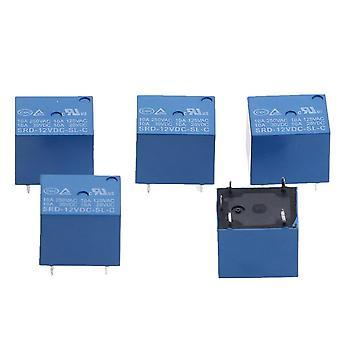 Mini Module Srd-12vdc-sl-c Dc 3v 5v 12v 24v Spdt 5 Pins