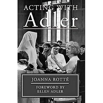 Actuando con Adler