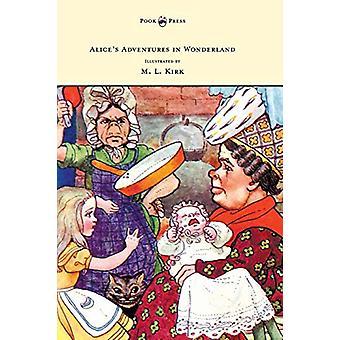 Alice's Adventures in Wonderland - With Twelve Full-Page Illustration