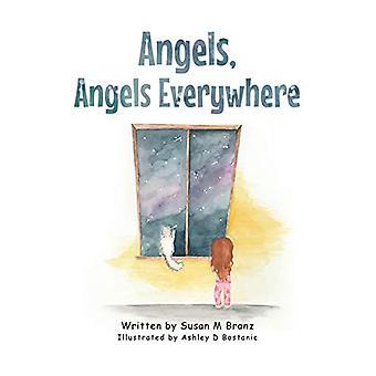 Angels - Angels Everywhere by Susan M Branz - 9781681978567 Book