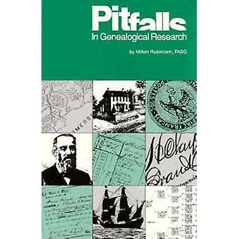 Pitfalls in Genealogical Research by Milton Rubincam - 9781683367765