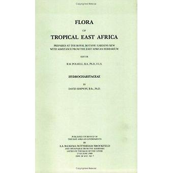 Flora of Tropical East Africa - Hydrocharitaceae (1989) by R. M. Polh