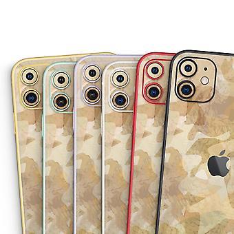 Desert Camouflage V1 - Skin-kit compatible avec l'iphone d'Apple 12