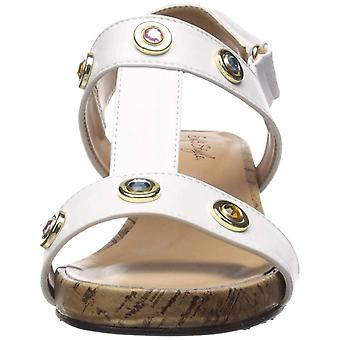 Soft Style Womens oralee Open Toe Casual Platform Sandals