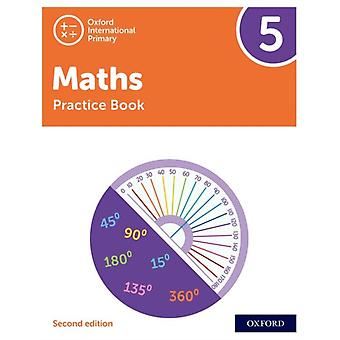 Oxford International Primary Maths Second Edition Practice Book 5 par Tony Cotton