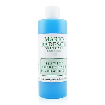 Seaweed bubble bath & shower gel for all skin types 177181 472ml/16oz