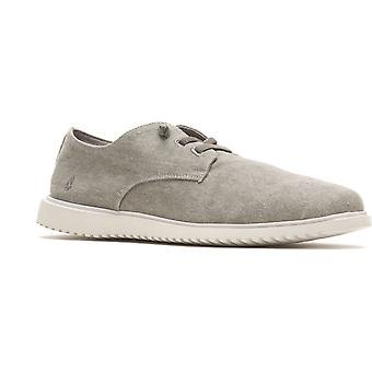 Hush puppies men's everyday lace trainer various colours 31982