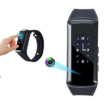 CUGUU Security Camera Watch Smartband DVR Camera - 1440p - Copy