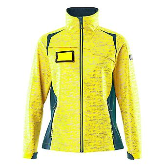 Mascot softshell jacket water-resistant 19212-291 - womens, accelerate safe