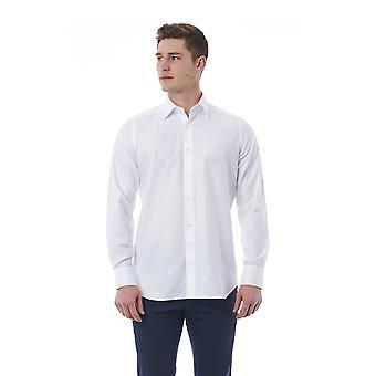 Vit skjorta Bagutta man