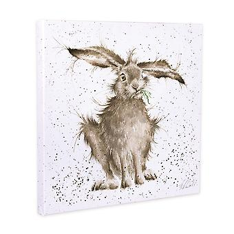 Wrendale Designs Hare Brained Canvas