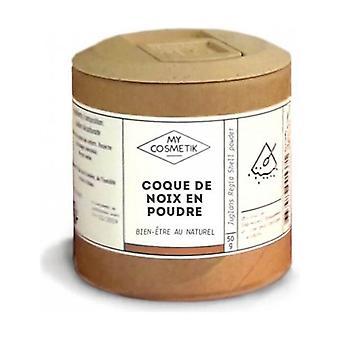 Walnut shell powder 50 g of powder