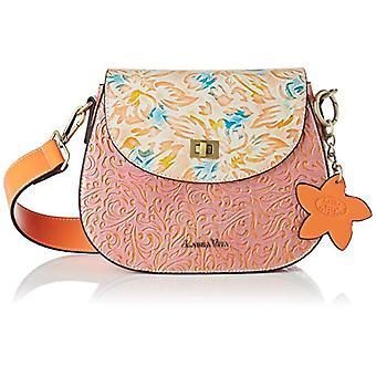 Laura Vita3110WomanBody Bag Orange7x18x22 Centimeters (B x H x T)