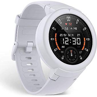 AMAZFIT Verge Lite, スマートウォッチ/フィットネストラッカー, Bluetooth, 色: ホワイト (スノーキャップホワイト)