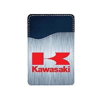 Kawasaki Classic Logo Universal Mobile Card Holder