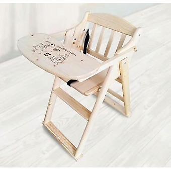 Table de chaise bébé