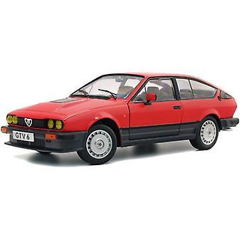 Alfa Romeo GTV 6 (1984) Diecast Model Car