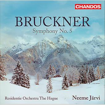 Residentie Orkest Den Haag - Bruckner: Symphony No. 5 [SACD] USA import
