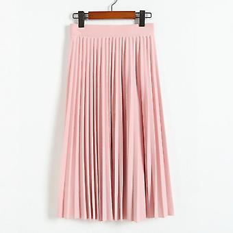 High-waisted Elã¡Stica Skirt