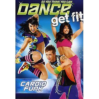 Cardio Funk [DVD] USA import