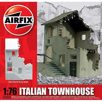 イタリアのタウンハウス樹脂台無し建物エアフィックスモデルキット
