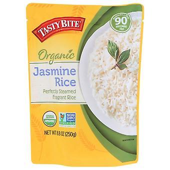 Tasty Bite Rice Jasmine, Case of 12 X 8.8 Oz