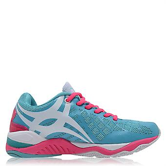 Gilbert Womens Synergy Pro Netball Trainers Lace Up Sports Training Shoes