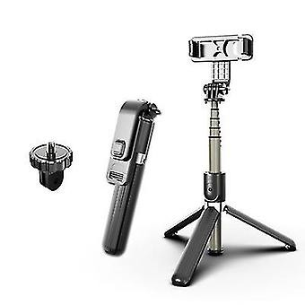 Extendable Selfie Stick Tripod£¬Bluetooth Wireless Remote For Cell Phone(Black)