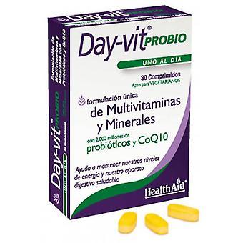 HealthAid Day-Vit Probio Tabletten 30 (801395)