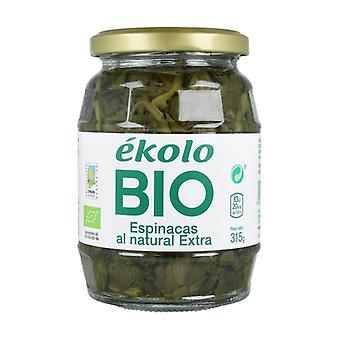Organic Extra Natural Spinach 315 g