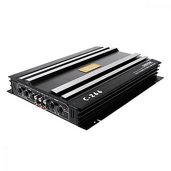 C-266 Rms 4 Channel Powerful Car Amplificateur Audio Power Stereo Amp 4ohm