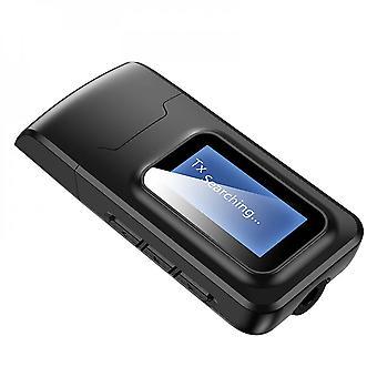 بلوتوث 5.0 لاسلكية استقبال جهاز الإرسال الصوت Hifi Mp3 محول