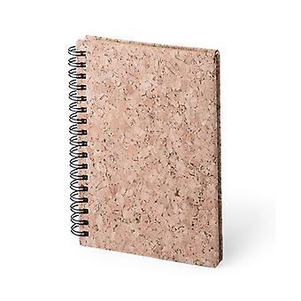 145018 de cuaderno espiral de Corcho