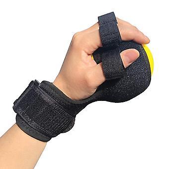 Spastisuutta ehkäistävä kuula lasta ortoosin kuntoutukseen heikentymiseen / hemiplegiaan / jäykkiin sormiin