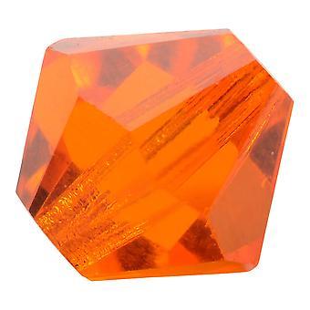 Preciosa التشيكية كريستال، بيكون حبة 5mm، 32 قطعة، الشمس
