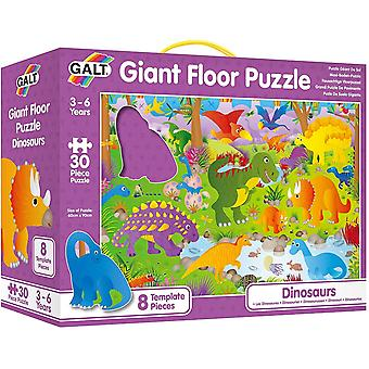 Galt Dinosaurios Rompecabezas de piso gigante