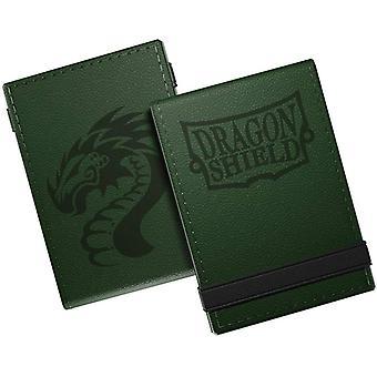 Dragon Shield Life Ledger - Forêt Vert/Noir