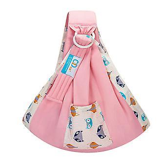 Baby Carriers Baby Wrap Carrier Amamentando Portador de Bebê Portátil Cobrir Algodão Sling Baby Carrier Bebês até