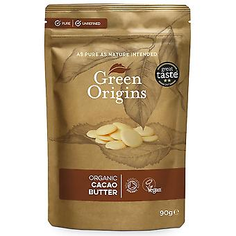 Organic Cacao Butter - 90 grams