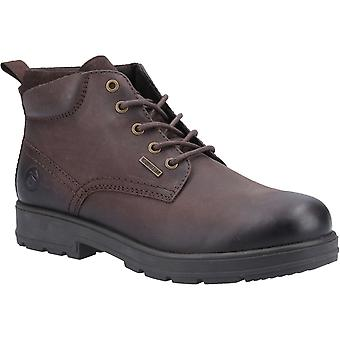 Cotswold men's winson lace up boots brown 32966