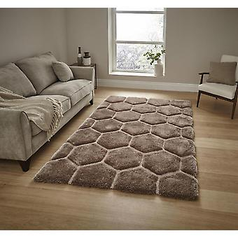 Noble House 30782 Beige  Rectangle Rugs Funky Rugs
