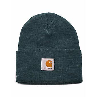 Carhartt WIP Watch Beanie Hat - Eucalyptus Heather