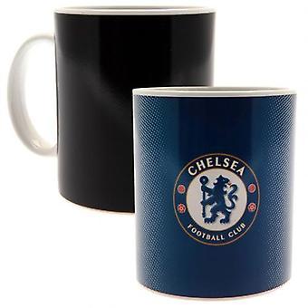 Chelsea FC Heat Changing Mug